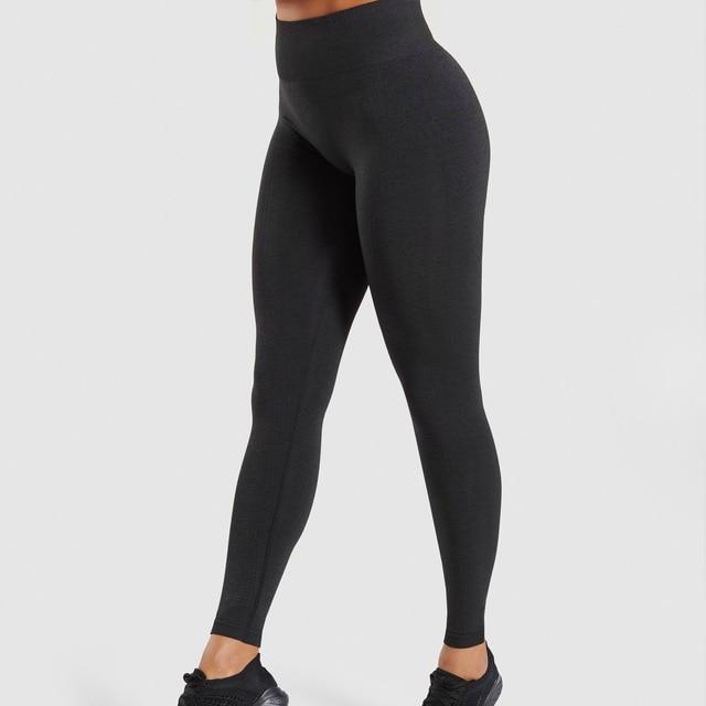 High Waist Seamless Leggings Push Up Leggins Sport Women Fitness Running Yoga Pants Energy Seamless Leggings Gym Girl leggins