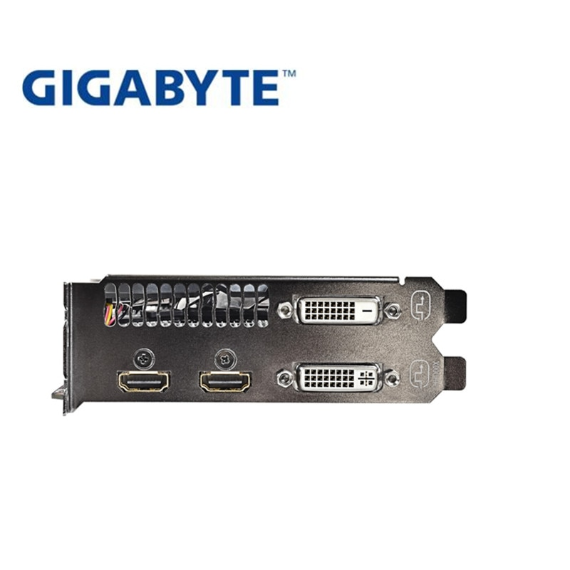 GIGABYTE Graphics Card GTX 750 2GB 128Bit GDDR5 Video Cards for nVIDIA Geforce GTX750 Hdmi Dvi Used VGA Cards On Sale gtx750ti