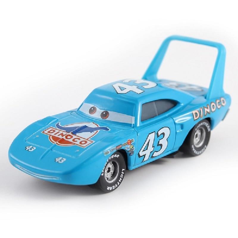 Cars Disney Pixar Cars 3 Cars 2 Mater Huston Jackson Storm Ramirez 1:55 Diecast Metal Alloy Boys Kids Toys birthday gift