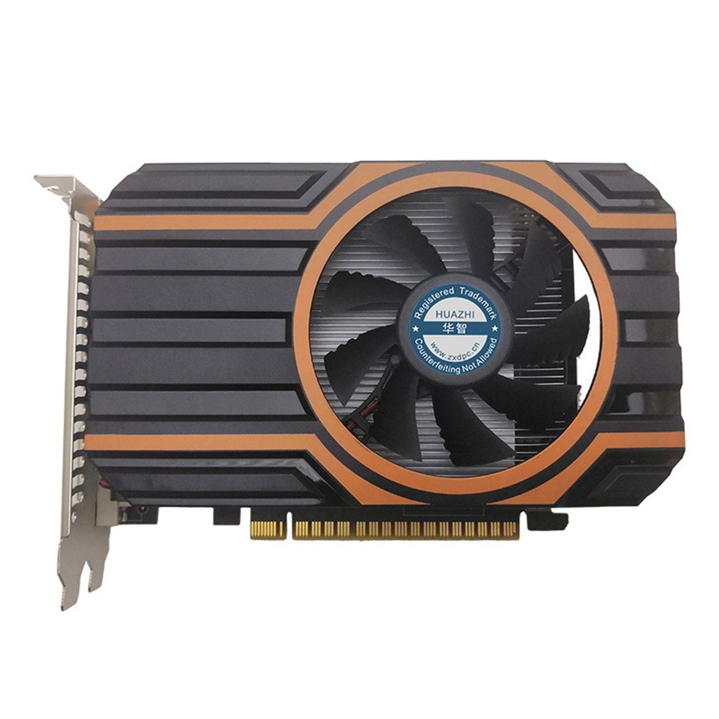 Original GTX750Ti 4Gb Video Cards GPU AMD Radeon GTX750Ti 4Gb DDR5 Graphics Cards PC Desktop Computer Game Card PCI-E