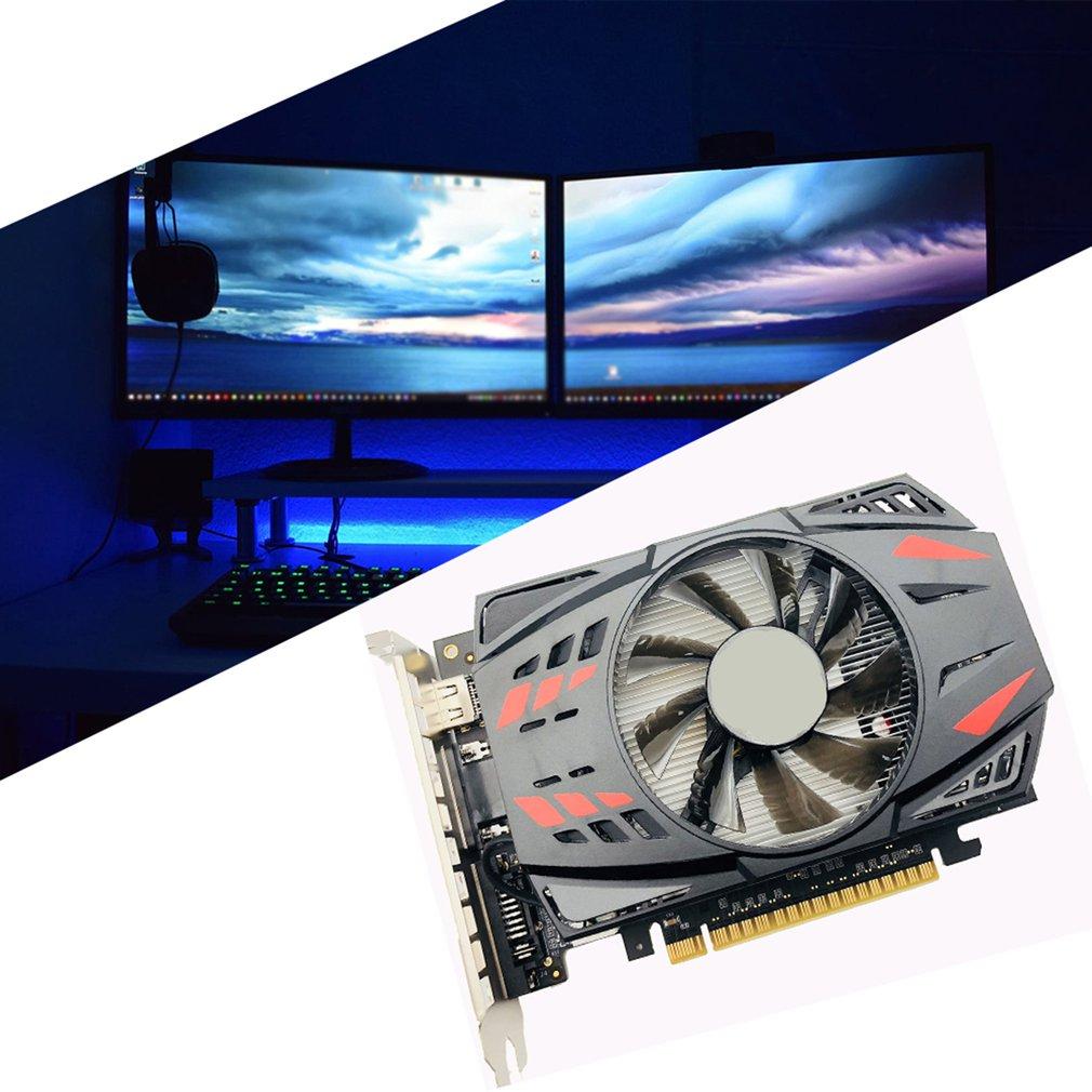 Professional GTX1050TI 4GB DDR5 Graphics Card 128Bit HDMI DVI VGA GPU Game Video Card For PC Gaming